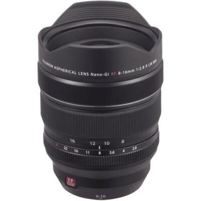 fujifilm 8-16, objektif, lens